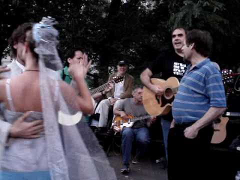 THE MEETLES • This Boy (wedding dance!) • Strawberry Fields • 10/4/09