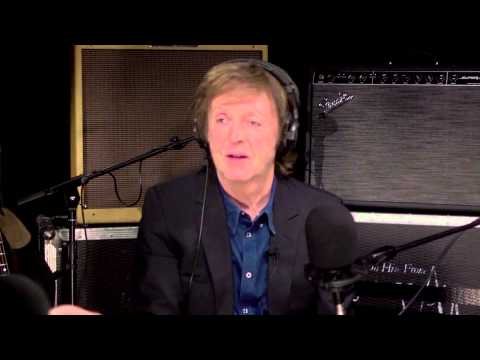 Paul McCartney talks about The Beatles song Anna (Go To Him)'