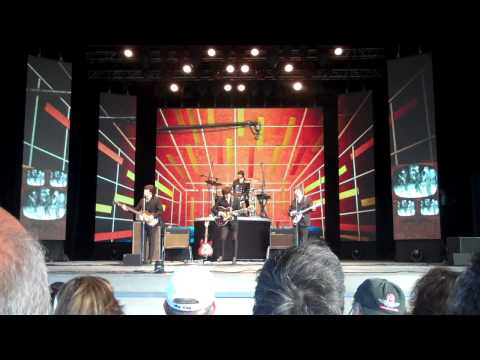 Bethel Woods 6-20-14 The Band Rain From Me To You/I Want To Hold Your Hand