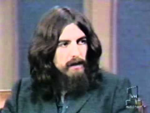 (FULL) George Harrison on the Dick Cavett Show Part 1