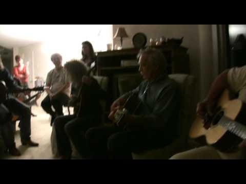 """HALLELULAH AMEN"" Cass Hunter w/Larry Jon Wilson @ Florabama Guitar Pull 2007"