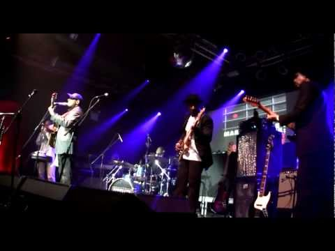 """Raul Midon and Marcus Miller """"Was It Ever Really Love"""" A Concert for Japanese Tsunami Relief"""