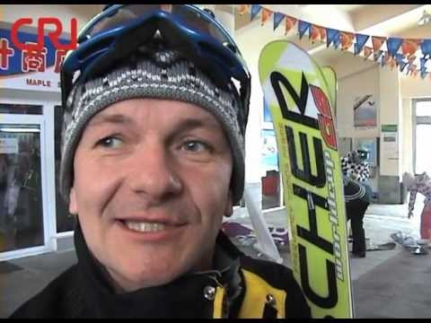 Living it Large at Wanlong - One of China's Biggest Ski Resorts