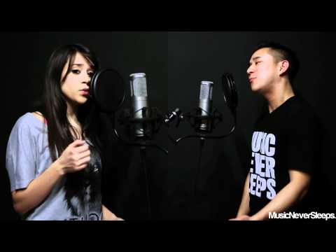 Forget You- Cee Lo Green (cover) Megan Nicole and Jason Chen