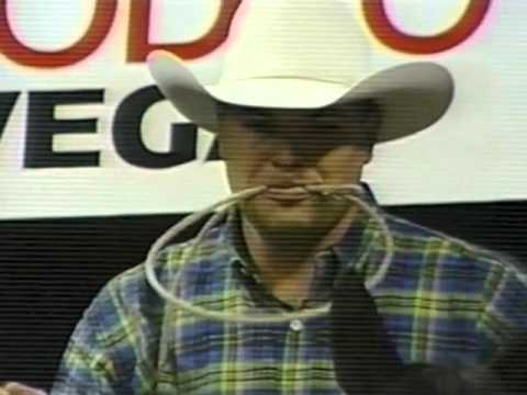 Cody Ohl - 98 NFR Tie-Down Roping Runs