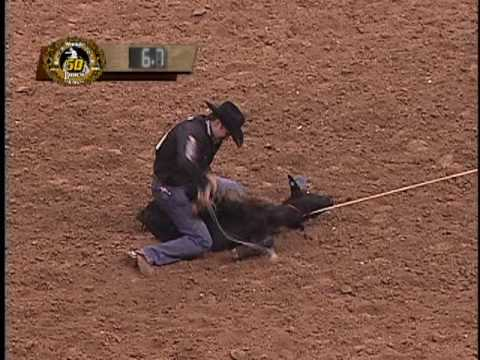 Highlights of 2008 NFR Tie-Down Roping