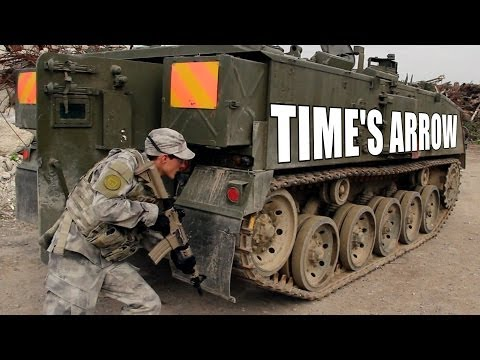 [ G&G Your Greatest Glory 2013 Video Contest ] Time's arrow (G&G TR4 CQB-R)