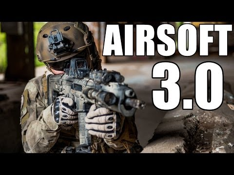 AIRSOFT 3.0 - Airsoft with Smart Glasses and UAV