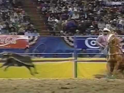Fred Whitfield 97 Nfr Tie Down Roping Nfr Average