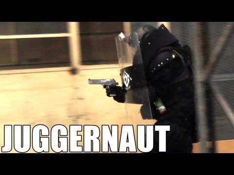 [Airsoft] Day of the Juggernaut / Le jour du Mastodonte