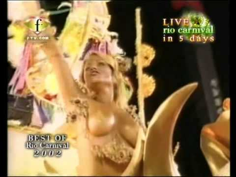 THROWBACK - RIO CARNIVAL 2002