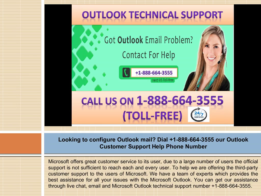 Want to import and export of Microsoft Outlook email account call 1-888-664-3555 the Outlook Custom…