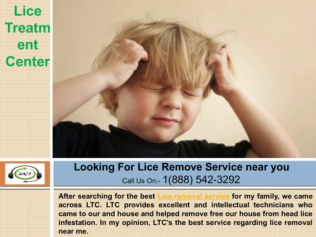 Professional Lice Treatment Solution in USA/CANADA