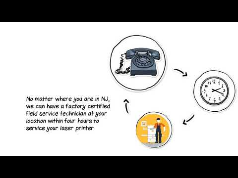 Printer Repair Services in New Jersey