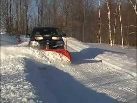 WESTERN® WIDE-OUT™ SNOWPLOW