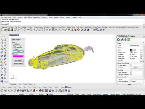 How to 3D Print from Rhino: Tutorial Part 1/7