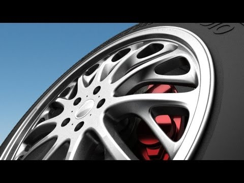 Modeling an Automotive Rim