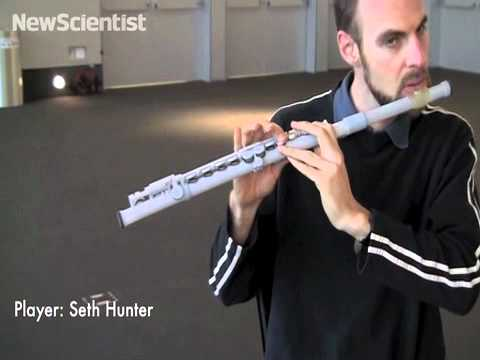 Print your own flute