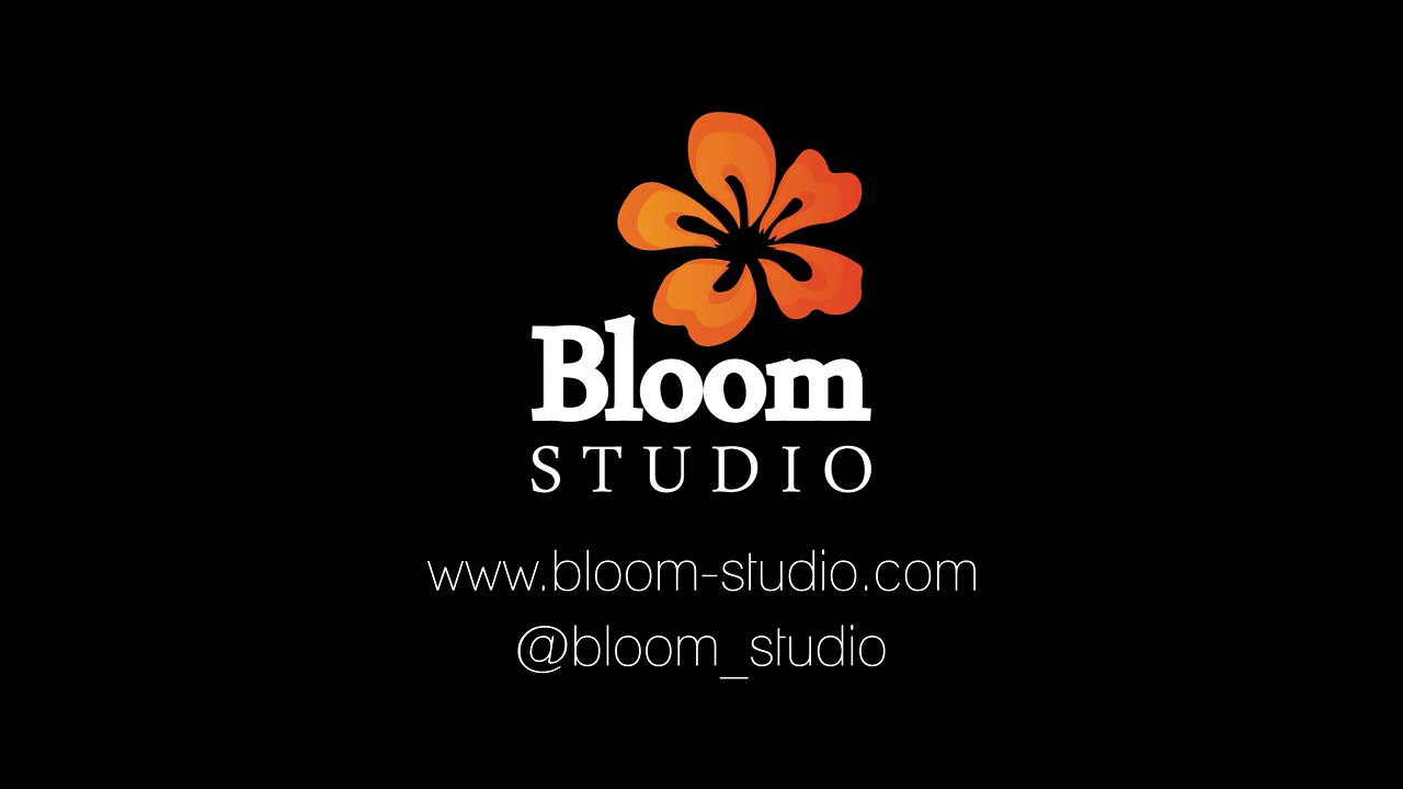 Bloom Studio Showreel 2012