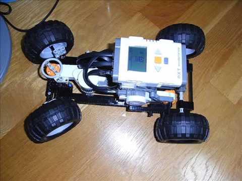 Lego NXT Car 234P1