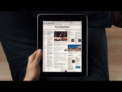 Apple - iPad - App - Safari