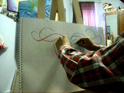 Rogelio Ronco-Ambidextrous Art