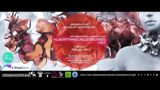 DesignMorphine_AlgorithmicAccessoriesV3.0_Promo