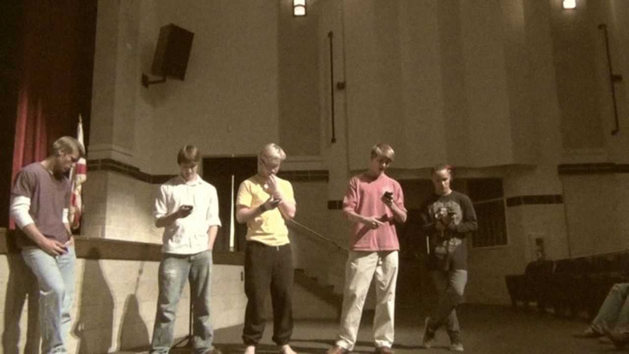 """HHS Performance Class SongLever Project Episode 6: """"A Boy Band Is Born"""""""