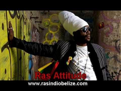 RAS INDIO - JAH BLESS US - Ad 4 da BRAND NEW RELEASE