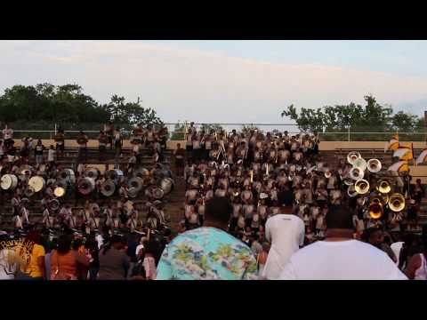 """Gulf Coast Takeover Battle Of The Bands """"Stand Battle"""" 2019"""