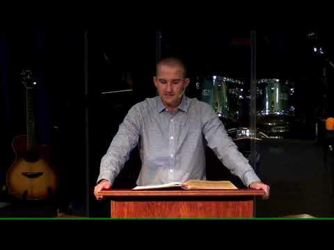 02 Skriflesing en Preek tydens Ontmoeting by PVR Gemeenskapskerk op 2019-06-23