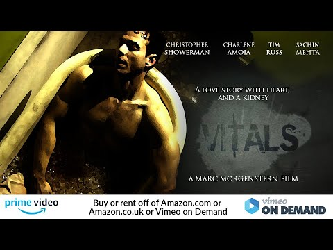 Watch Vitals Today - 94% on Justwatch.com, Five Stars on Amazon Prime