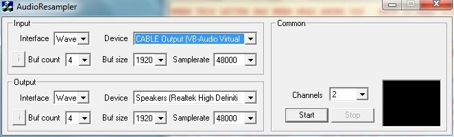 VIRTUAL AUDIO DEVICE - VB-AUDIO VIRTUAL CABLE – QRQcw