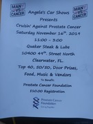 Cruisn' Against Prostate Cancer