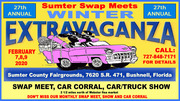 Sumter Swap Meets 27th Winter Extravaganza