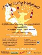 Wine Tasting Walkabout - Whidbey Island
