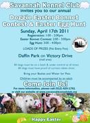 Savannah Kennel Club Doggie Easter Egg Hunt - April 17