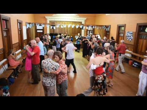 A Snippet of Summer Tango in Nelson 2017 at Old St John's