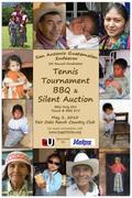 SAGE 1st Annual Tennis Tournament, BBQ & Silent Auction Fundraiser