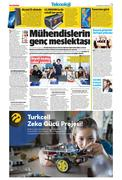 Yeni Safak Technology Page - 29062019