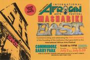 37th Annual International African Arts Festival