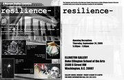 A Museum Studies Exhibition (Resilience)