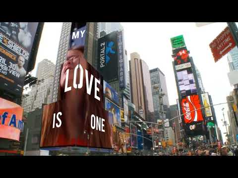 MY LOVE IS ONE is in an EMPIRE STATE of Mind (New York, NY) I ❤ NY