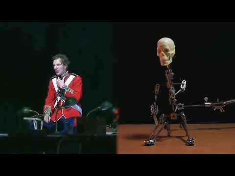 Stop motion practice. part 2 Hamlet. Benedict Cumberbatch.