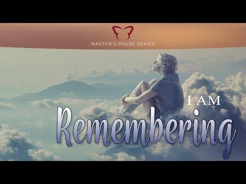 "I Am Remembering - A Master's Pause ""Я Вспоминаю"" Пауза Мастера"
