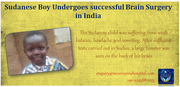 Brain tumor surgery in india by expert surgeons