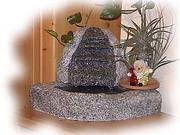 Zimmerbrunnen aus Granit