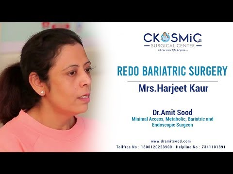 DR AMIT SOOD | WEIGHT LOSS SURGERY | BEST BARIATRIC SURGEON IN MOGA | WEIGHT LOSS SURGEON IN MOGA