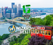 Game Fix Show's Wizard World Ticket Giveaway Pittsburgh Edition - WIN A Pair Of Priority 3-Day Passes