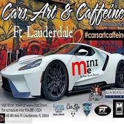 CARS, ART & CAFFEINE